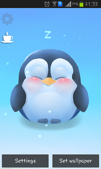 Download Chubby penguin - livewallpaper for Android. Chubby penguin apk - free download.
