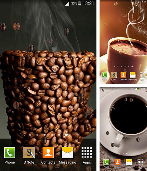 Download live wallpaper Coffee for Android. Get full version of Android apk livewallpaper Coffee for tablet and phone.