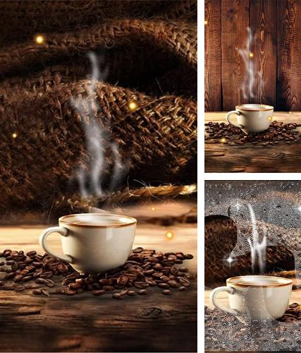 Download live wallpaper Coffee by Free Apps Factory for Android. Get full version of Android apk livewallpaper Coffee by Free Apps Factory for tablet and phone.