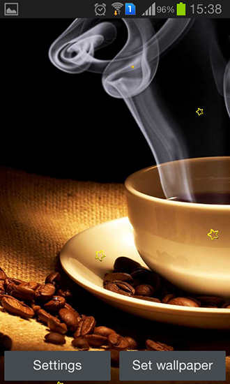Download Coffee dreams - livewallpaper for Android. Coffee dreams apk - free download.