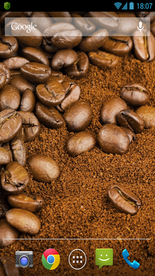 Download Coffee - livewallpaper for Android. Coffee apk - free download.