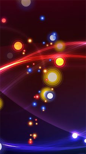 colorful magic live wallpaper for android colorful magic