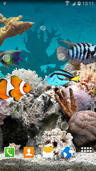 Download Coral fish 3D - livewallpaper for Android. Coral fish 3D apk - free download.