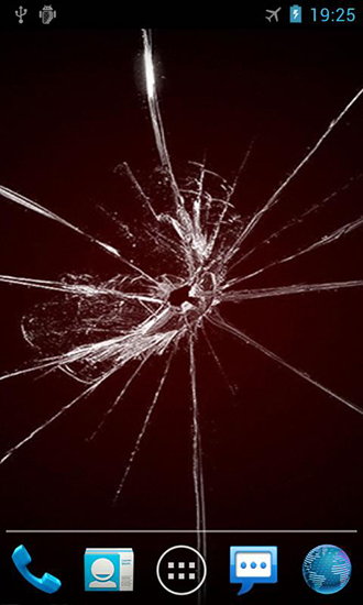 Cracked Screen Live Wallpaper For Android Free Download Tablet And Phone