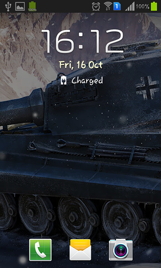 Screenshots of the Crazy war: Tank for Android tablet, phone.