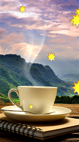 Download Cup of coffee - livewallpaper for Android. Cup of coffee apk - free download.