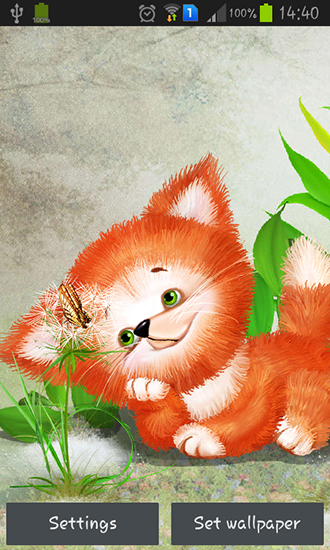 Download livewallpaper Cute foxy for Android. Get full version of Android apk livewallpaper Cute foxy for tablet and phone.