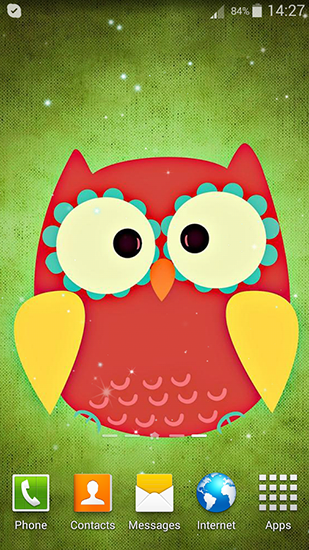 Cute Owl Live Wallpaper For Android Cute Owl Free Download
