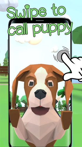 Download Cute puppy 3D - livewallpaper for Android. Cute puppy 3D apk - free download.