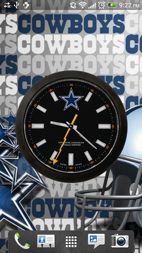 Dallas Cowboys Watch Live Wallpaper For Android Dallas Cowboys