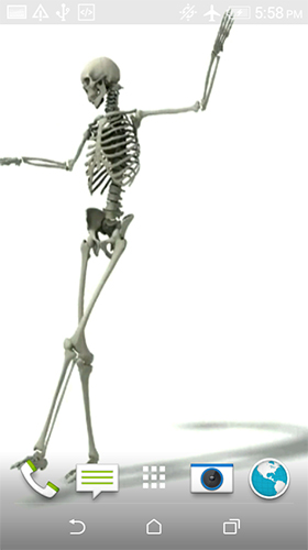 Download livewallpaper Dancing skeleton for Android. Get full version of Android apk livewallpaper Dancing skeleton for tablet and phone.