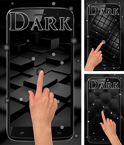 Download live wallpaper Dark black for Android. Get full version of Android apk livewallpaper Dark black for tablet and phone.