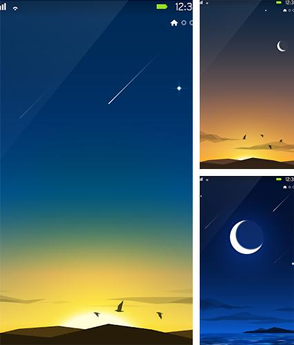 Download live wallpaper Day and night by N Art Studio for Android. Get full version of Android apk livewallpaper Day and night by N Art Studio for tablet and phone.
