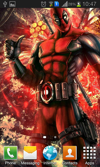 Download Deadpool - livewallpaper for Android. Deadpool apk - free download.