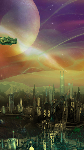 Download Deep Space Colony - livewallpaper for Android. Deep Space Colony apk - free download.
