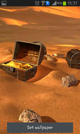 Download livewallpaper Desert treasure for Android. Get full version of Android apk livewallpaper Desert treasure for tablet and phone.