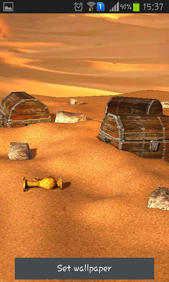 Download Desert treasure - livewallpaper for Android. Desert treasure apk - free download.
