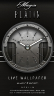 Designer Clock - download free live wallpapers for Android. Designer Clock full Android apk version for tablets and phones.