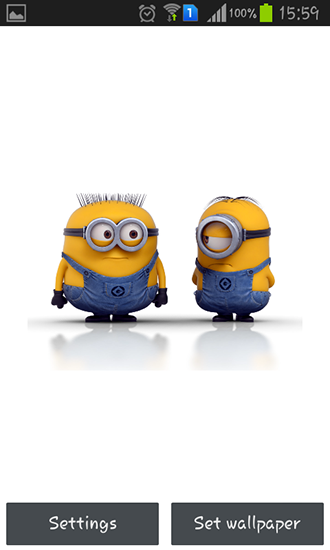 Download livewallpaper Despicable me 2 for Android. Get full version of Android apk livewallpaper Despicable me 2 for tablet and phone.