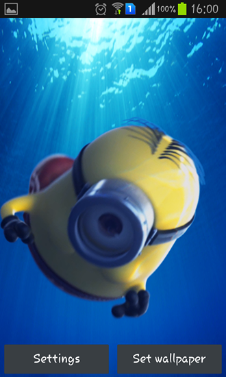 Download Despicable me 2 - livewallpaper for Android. Despicable me 2 apk - free download.