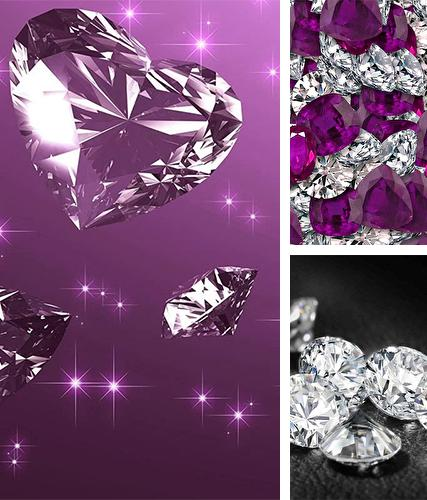 Download live wallpaper Diamonds by Pro Live Wallpapers for Android. Get full version of Android apk livewallpaper Diamonds by Pro Live Wallpapers for tablet and phone.
