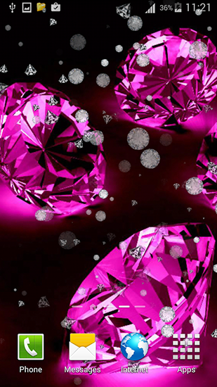Diamonds for girls