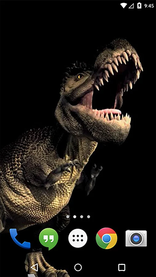 Screenshots Of The Dino T Rex 3D For Android Tablet Phone
