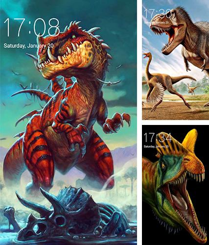 Download live wallpaper Dinosaur by Niceforapps for Android. Get full version of Android apk livewallpaper Dinosaur by Niceforapps for tablet and phone.