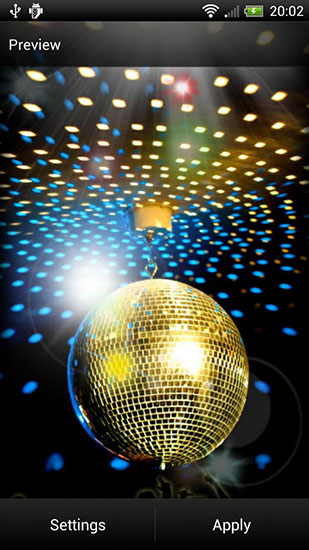 Download livewallpaper Disco Ball for Android. Get full version of Android apk livewallpaper Disco Ball for tablet and phone.