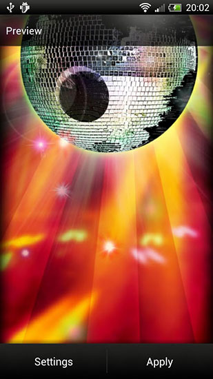 Download Disco Ball - livewallpaper for Android. Disco Ball apk - free download.