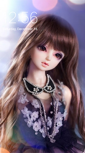 Download Doll - livewallpaper for Android. Doll apk - free download.