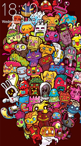 Doodle Art Live Wallpaper For Android Doodle Art Free