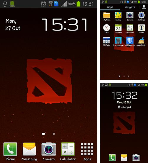 Download live wallpaper Dota 2 for Android. Get full version of Android apk livewallpaper Dota 2 for tablet and phone.
