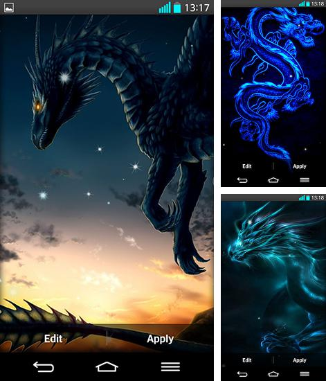 Download live wallpaper Dragon for Android. Get full version of Android apk livewallpaper Dragon for tablet and phone.