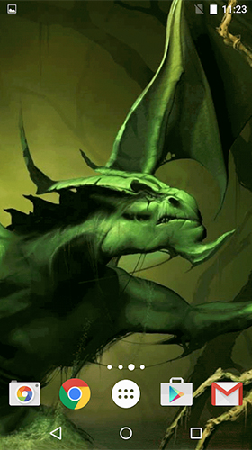 Screenshots of the Dragon by MISVI Apps for Your Phone for Android tablet, phone.