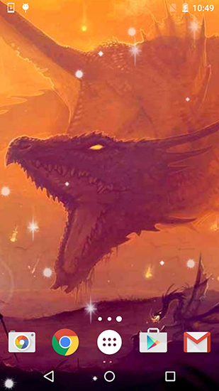 Screenshots von Dragons für Android-Tablet, Smartphone.