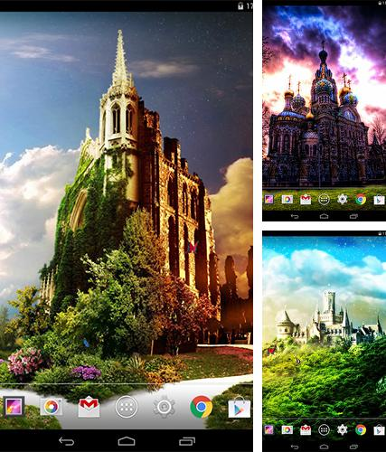 Download live wallpaper Dream castle for Android. Get full version of Android apk livewallpaper Dream castle for tablet and phone.