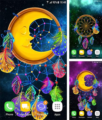 Download live wallpaper Dreamcatcher by BlackBird Wallpapers for Android. Get full version of Android apk livewallpaper Dreamcatcher by BlackBird Wallpapers for tablet and phone.