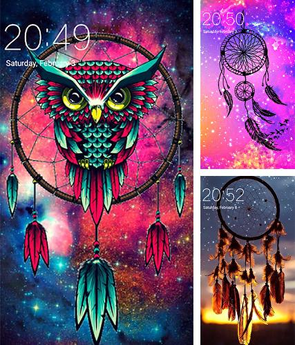 Download live wallpaper Dreamcatcher by Niceforapps for Android. Get full version of Android apk livewallpaper Dreamcatcher by Niceforapps for tablet and phone.