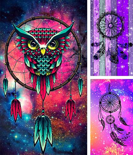 Download live wallpaper Dreamcatcher by Premium Developer for Android. Get full version of Android apk livewallpaper Dreamcatcher by Premium Developer for tablet and phone.