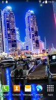 Dubai night - download free live wallpapers for Android. Dubai night full Android apk version for tablets and phones.
