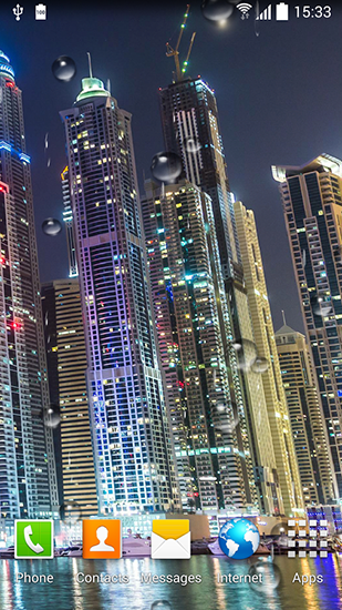 Download livewallpaper Dubai night for Android. Get full version of Android apk livewallpaper Dubai night for tablet and phone.