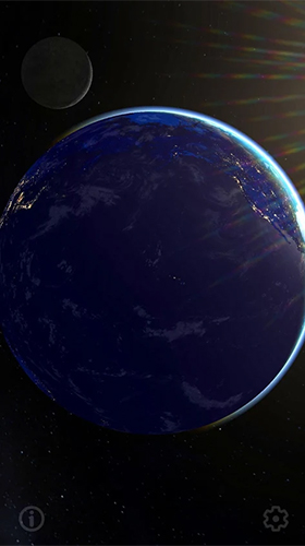 Download Earth and Moon 3D - livewallpaper for Android. Earth and Moon 3D apk - free download.