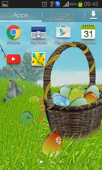 Download Easter: Meadow - livewallpaper for Android. Easter: Meadow apk - free download.
