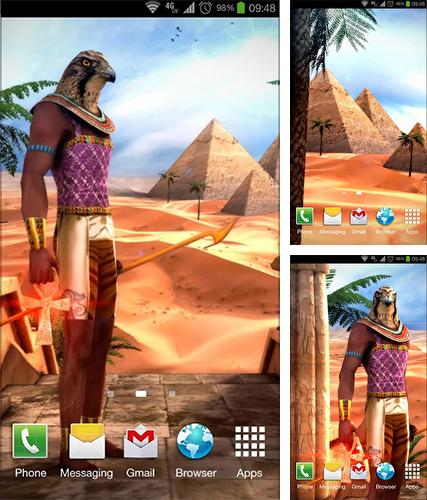Download live wallpaper Egypt 3D for Android. Get full version of Android apk livewallpaper Egypt 3D for tablet and phone.