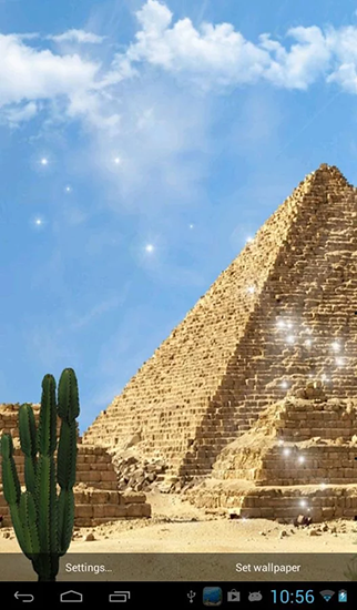 Download Egyptian pyramids - livewallpaper for Android. Egyptian pyramids apk - free download.