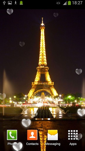 Download livewallpaper Eiffel tower: Paris for Android. Get full version of Android apk livewallpaper Eiffel tower: Paris for tablet and phone.