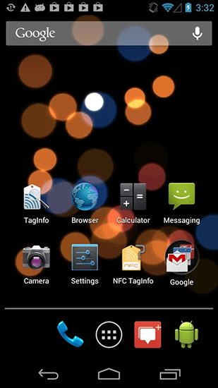 Screenshots von Electric bubble für Android-Tablet, Smartphone.