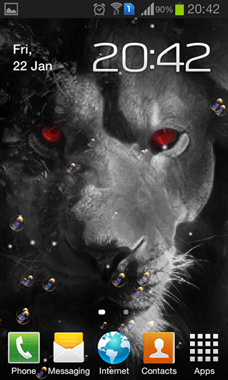 Download Eyes lion - livewallpaper for Android. Eyes lion apk - free download.