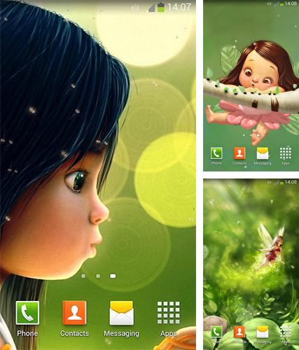 Fairy by Lux Live Wallpapers